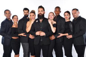 Equipe de professeur de salsa et bachata à Bruxelles