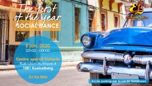 Social Dance 5/01 de 20h à 00h00